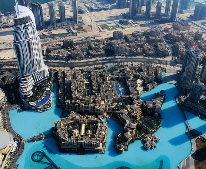 Например, в 2009 году в Дубае
