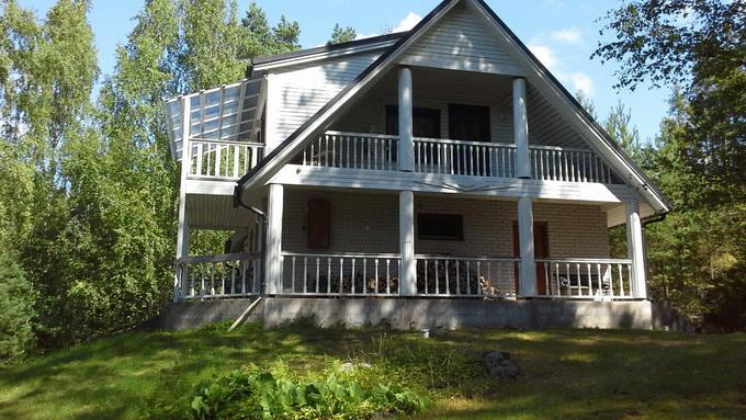 Сколько стоит дом в финляндии