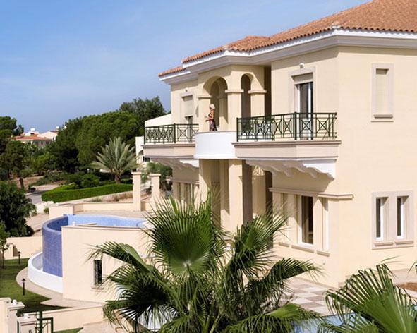 Дома в греции виллы в греции на берегу моря
