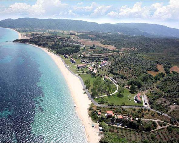 Греция недвижимость уранополис